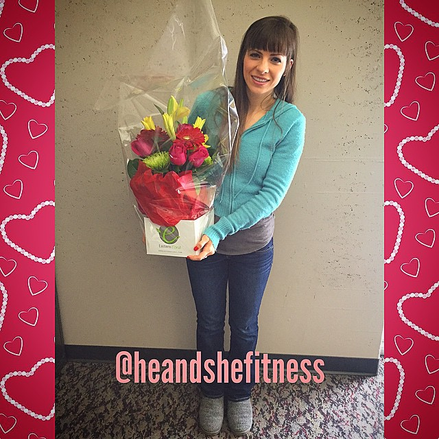 Happy Valentines Day from heandshefitness