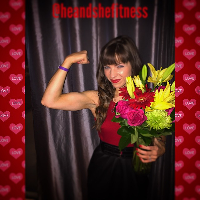 valentines muscles
