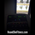 #heandshefitness destroying the #treadmill workouts today. Incline #powerwalk by #hefitness and 10 mile run by #shefitness on this beautiful Sunday afternoon. No big deal…just another weekend of sleep and rest, cardio, weights, and out and about sight-seeing. I would propose that we turn each Wednesday into Sunday as well. Sound good? Hope you are having a fantastic weekend! #fitnesscouples #fitnessjourney #weekendcardio