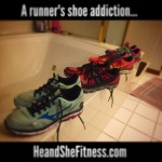Only a true runner would understand the necessity behind a #shoeaddiction because of just how much difference that one #runningshoe can make. As #shefitness has become more integrated into the sport of #competitiverunning , the #shoecollection has continued to grow and grow. Which hobby or obsession are you investing into? Is it producing the desired life and health results? Make sure that your every, wherever you choose to place it, is well spent and accounted for. Happy Tuesday! #heandshefitness #fitnessgear #fitnessapparel #mizunorunning #mizuno