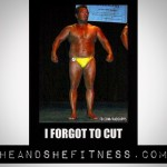 Forget something? 😆😄😁😂😭 #heandshefitness #fitnesshumor #fitnessfunny #fitnessmemes #bodybuildingmeme
