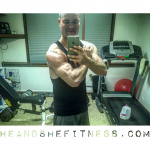 New #shoulderworkout up on the #heandshefitness YouTube channel – #fitcouples #fitnesspro #trainingvideo #trainingsession