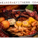 Time for a weekend #cheatmeal ? Hey, why not. @famousdaves time. #heandshefitness #fitnessfood #ilovetoeat #barbeque #ribs