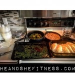 Labor Day started with some #kitchencooking #mealprep for #heandshefitness – chicken breast, lean ground turkey, oven dried peas, and mixed vegetables. It looks like the next couple days are ready to go. #fitcouples #fitnessfood #mealprepping #mealprepmonday PS – want an exclusive discount on our bulk supplements brand of choice? Check out: http://ift.tt/1yMBLUP