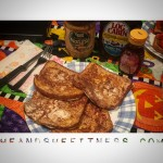 How on is YOUR #frenchtoast game? #heandshefitness makes gainz with sprouted grain bread dipped in a mixture of eggs, vanilla whey, almond milk, and vanilla (to create the fitness French toast) as well as supplements from both #MyProtein (see link in profile) and @powder_city – copy and paste URL for your exclusive discount: http://ift.tt/1yMBLUP