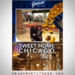 Early week throwback to Chicago invasion. 😯😔😎😎😁 _____________ #throwbacktuesday #tbt #sweethomechicago #chicago #visitchicago #heandshefitness #garrettpopcorn