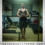 #hefitness needs some work on the #chestcleavage this week. Time for some more #pecdeck #heandshefitness #fitnesspro #mirrorflexing If you want an exclusive discount on supplements, check out our Myprotein profile link or visit @powder_city here: http://ift.tt/1yMBLUP