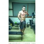Winners NEVER give up. 💪🏼💪🏼💪🏼 __________ Discount on the top bulk supplements: http://ift.tt/1yMBLUP __________ #heandshefitness #fitnesspro #nevergiveupneversurrender #pressonward