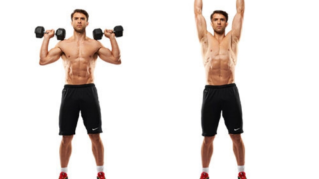 Four (4) Exercises for Mountainous Shoulders