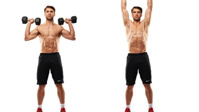 Four (4) Exercises for Mountainous Shoulders