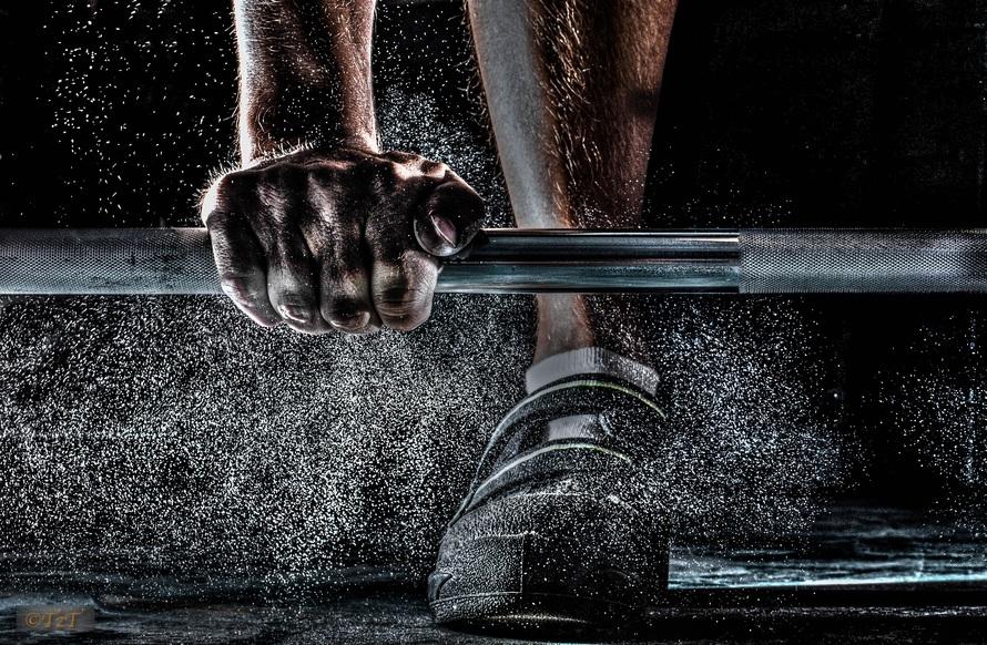 break through a training plateau