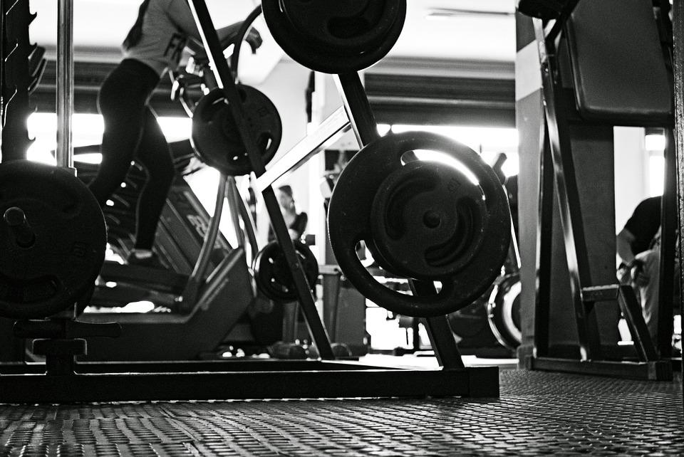 Gym Leg Press Healthier