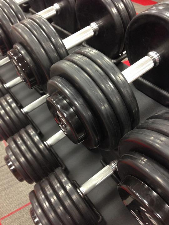 Gym Dumbbells Healthier You