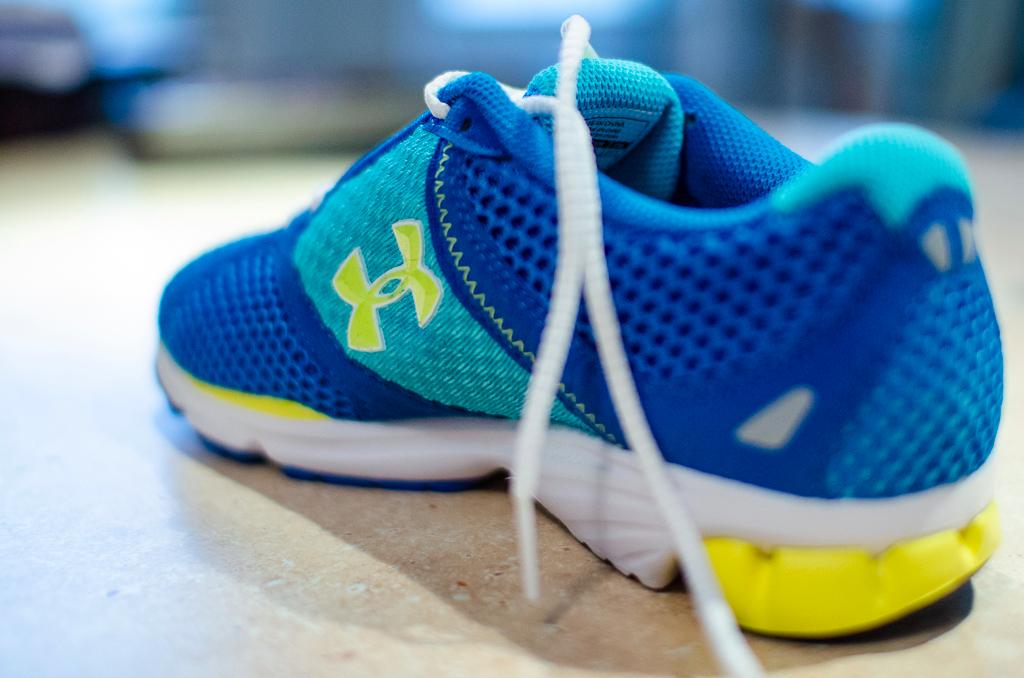 Gym Shoes Healthier