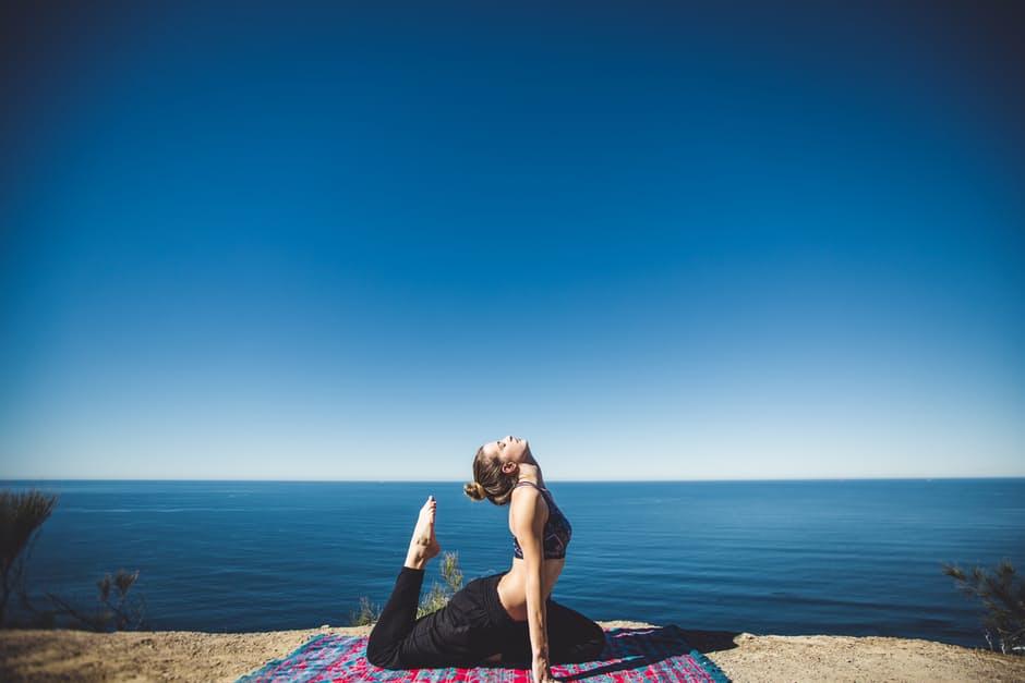 healthy yoga lifestyle