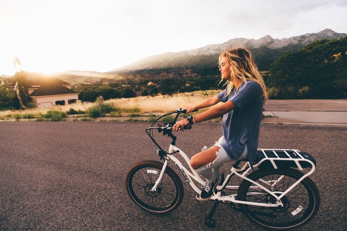 healthy bike riding solutions