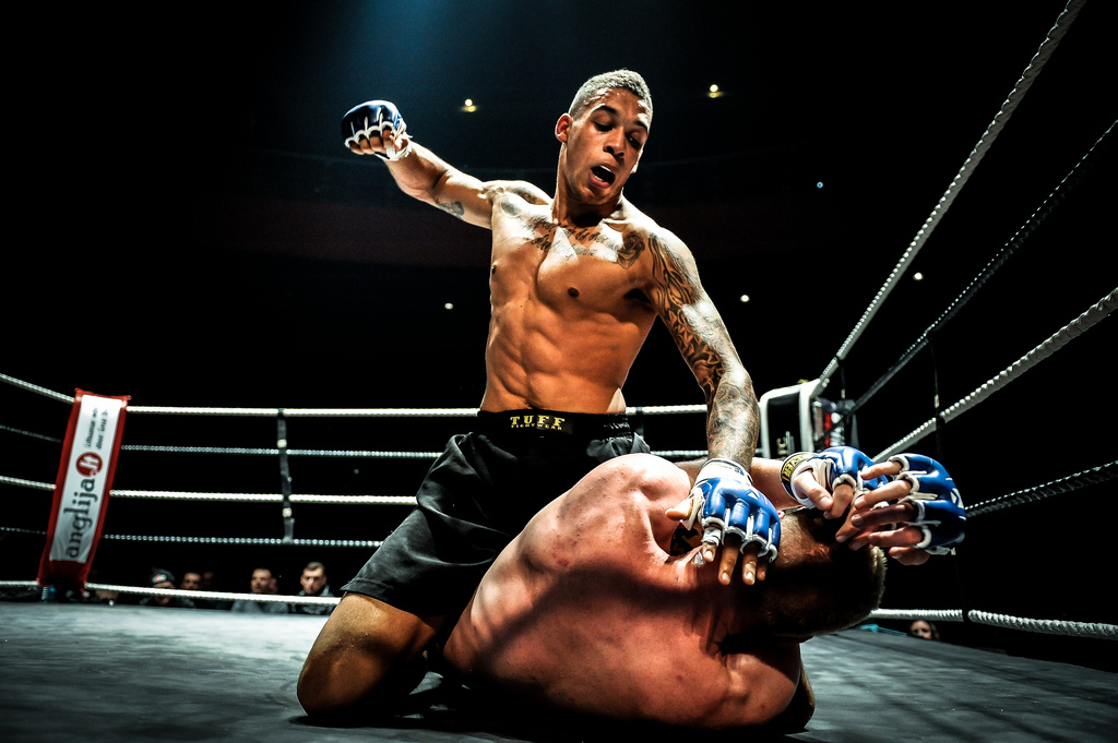 MMA the right way