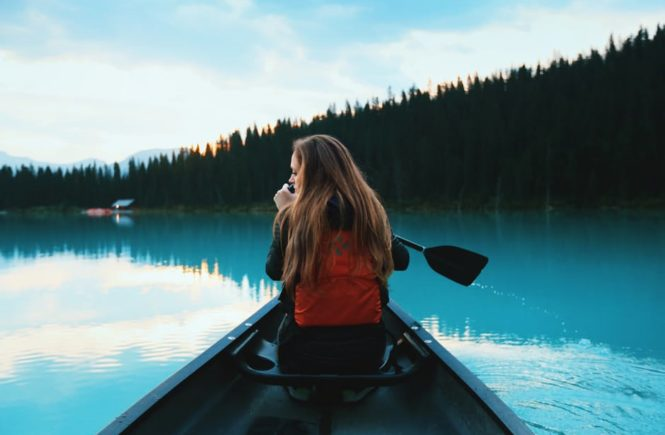 Favorite Places to Go Kayaking