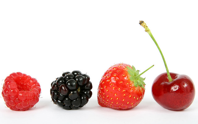 Serious Injury Recovery fruits and berries