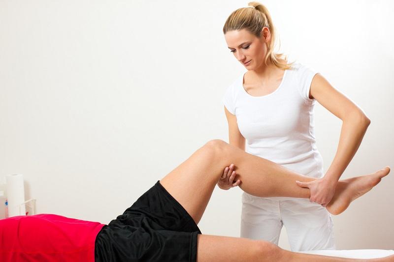 clinical pilates leg work