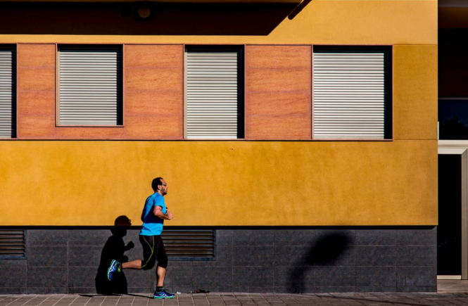 Digestive System outdoor running