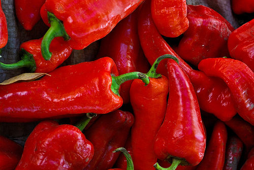 Fat Burning Foods cayenne peppers