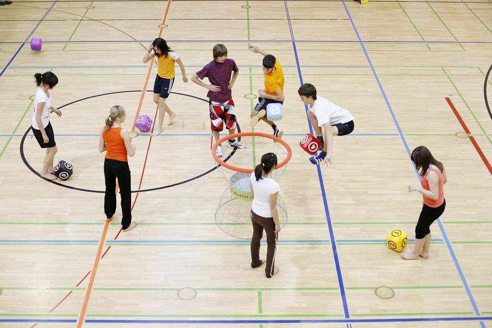 Sports Performance kids playing sports