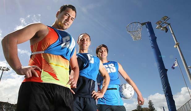 Netball vs Basketball teammates