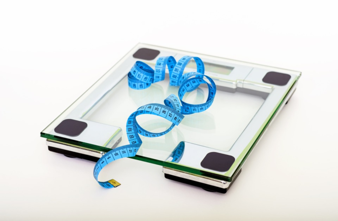 Losing Weight without tape or the scale