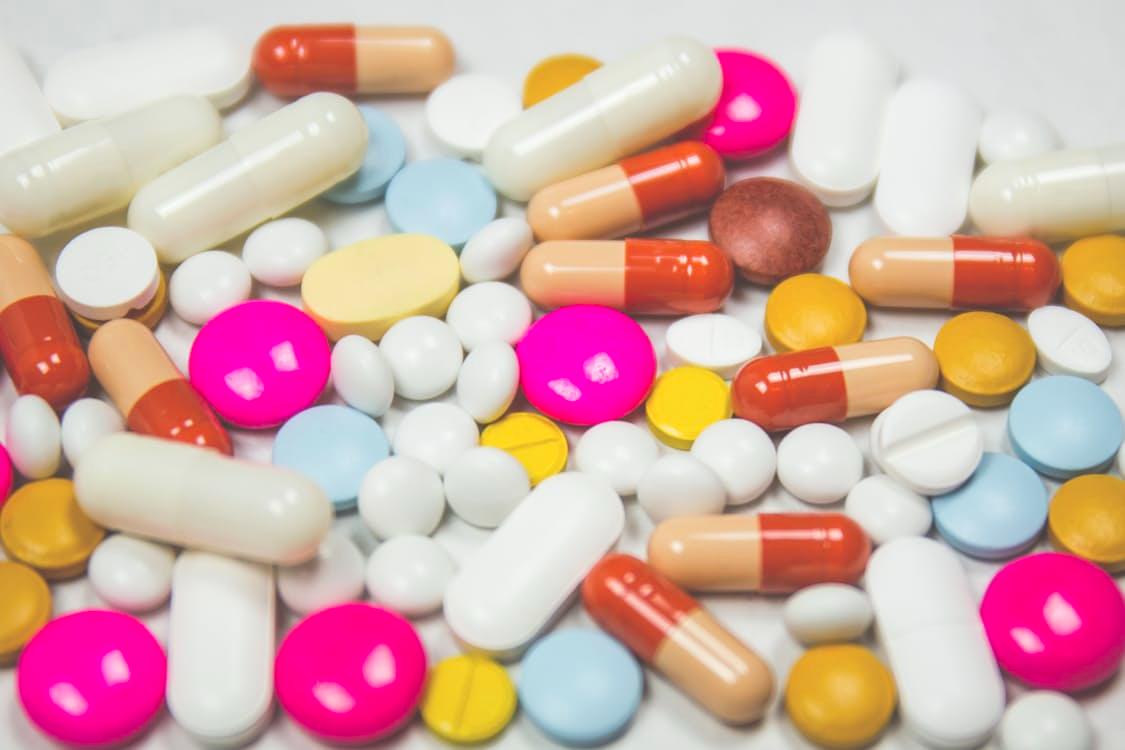 Addiction Intervention pills
