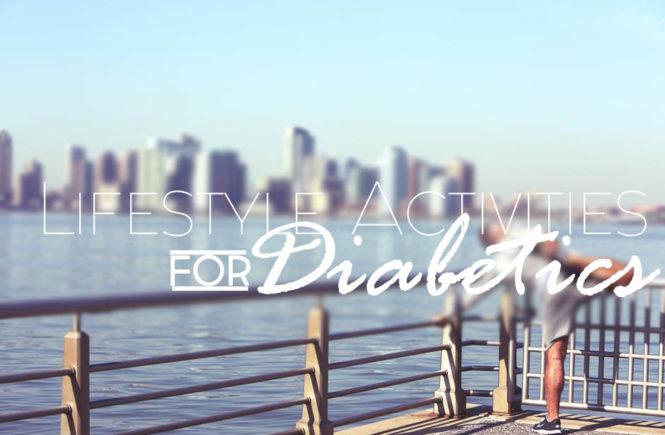 Lifestyle Activities for Diabetics cover photo