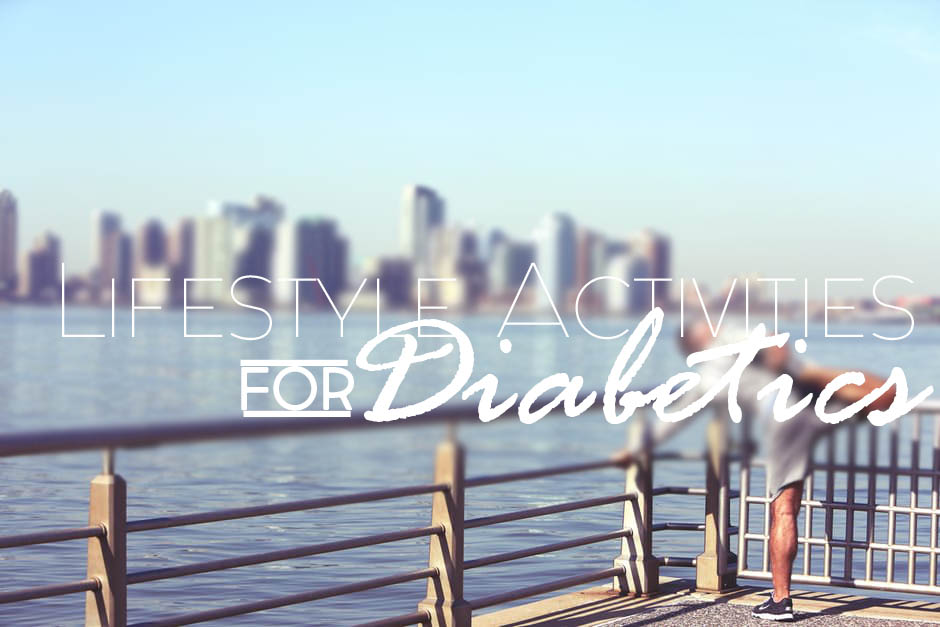 Lifestyle Activities for Diabetics cover photo