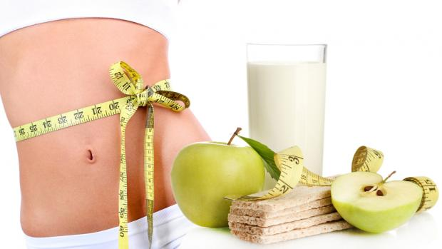 fitness tips stomach and apple food