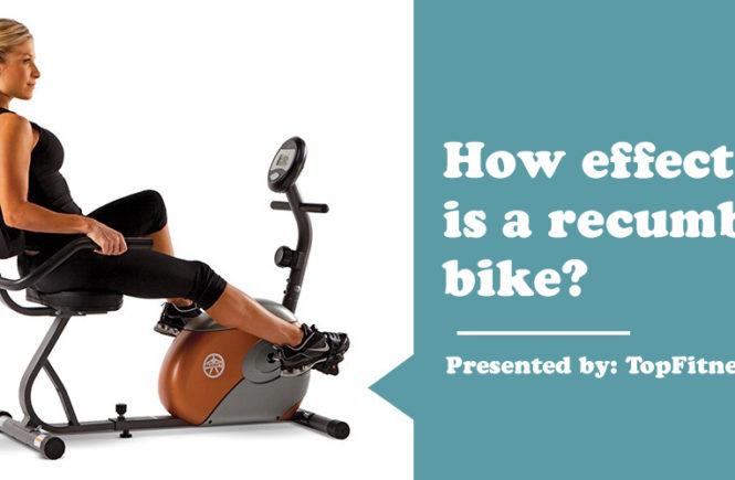 recumbent bike woman on bike