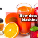 How does a juicer machine work?