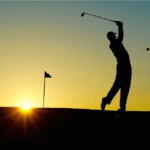 Golfing: the Relaxing Way to Burn Calories