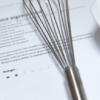 whisk on paper impress with cooking
