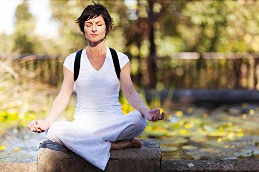 Posture Corrector woman yoga