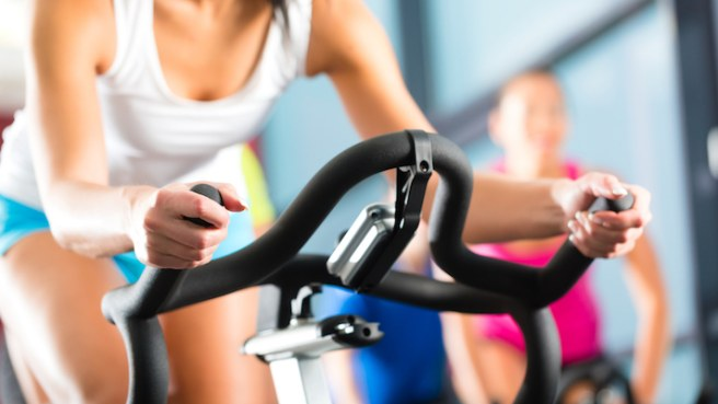 fitness tips cycling spinning class