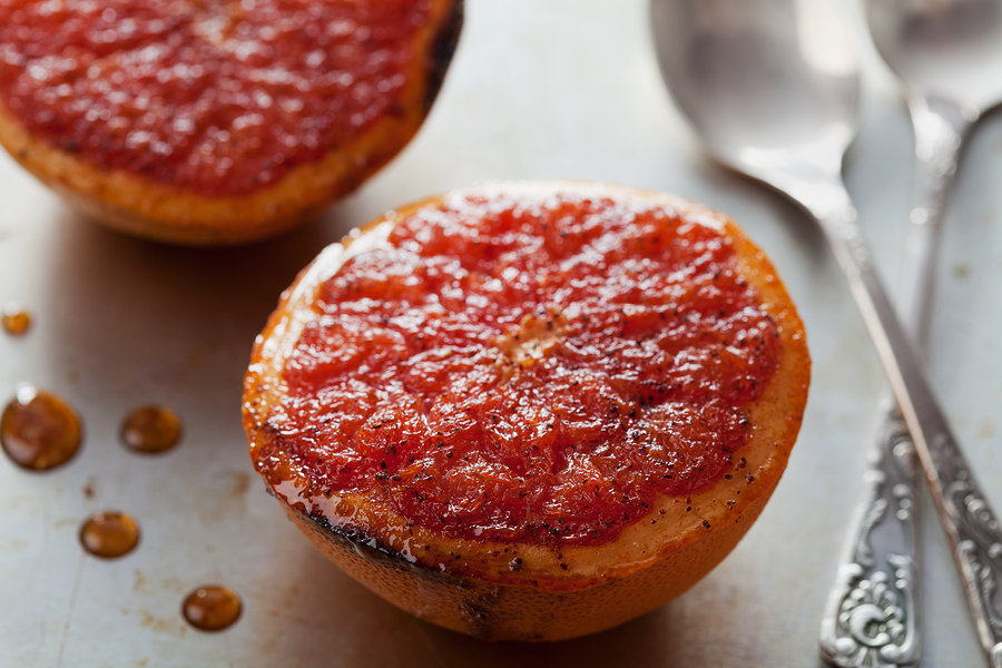Weight Loss broiled grapefruit recipes