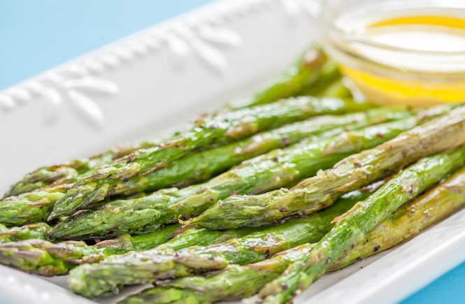 Roasted Asparagus weight loss recipe