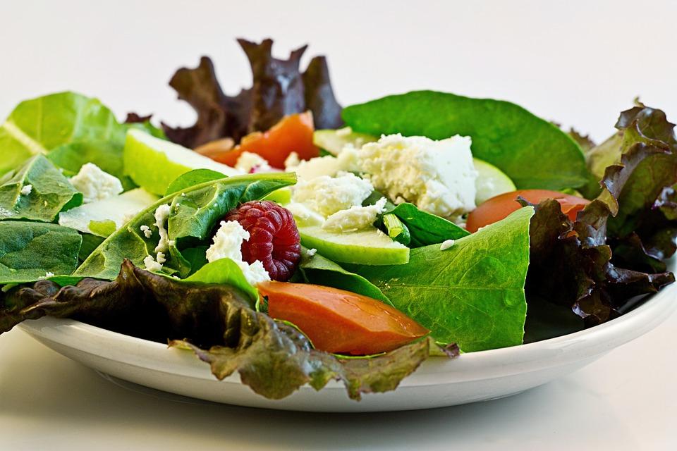 Weight Loss healthy salad