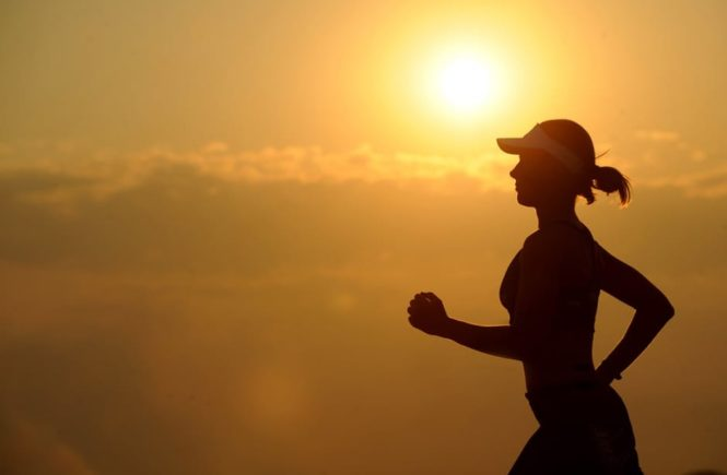 Cleanses for health runner woman
