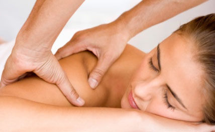 health massage condition for women