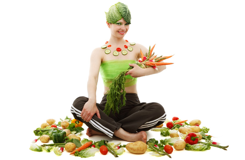 Breast Cancer vegetable lady risk