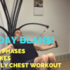 Dieting and Water Retention + Rice Cakes + Chest Cable Fly Workout