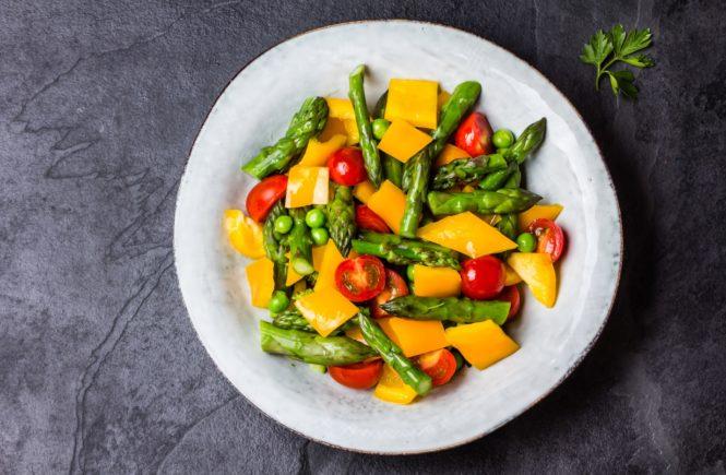 chicken marsala vegetables