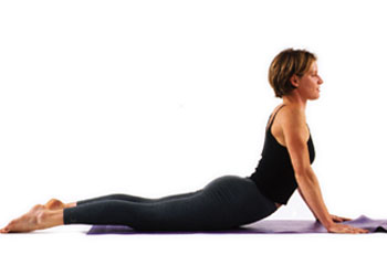 Scoliosis exercises yoga