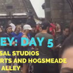 Disney Vacation Day #5: Universal + Hogwarts + Diagon Alley + Harry Potter – He and She Fitness