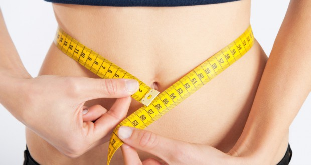 Slim Body tips and measuring stomach